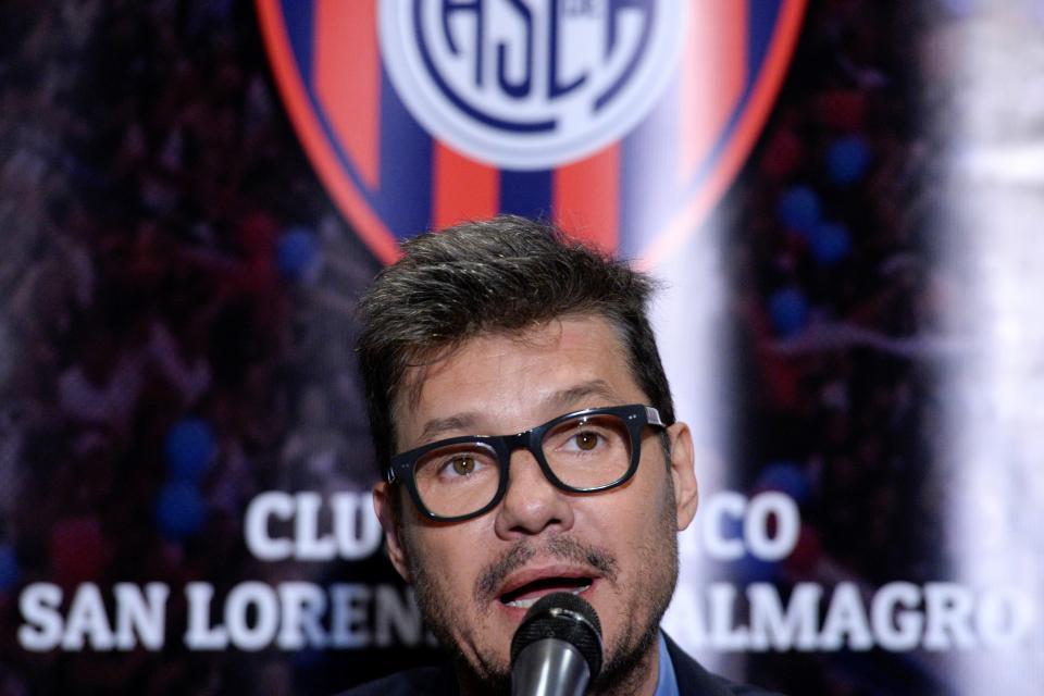 """Liga Profesional  Tinelli: """"La idea es que el fútbol vuelva el 16 o el 23 de octubre"""""""
