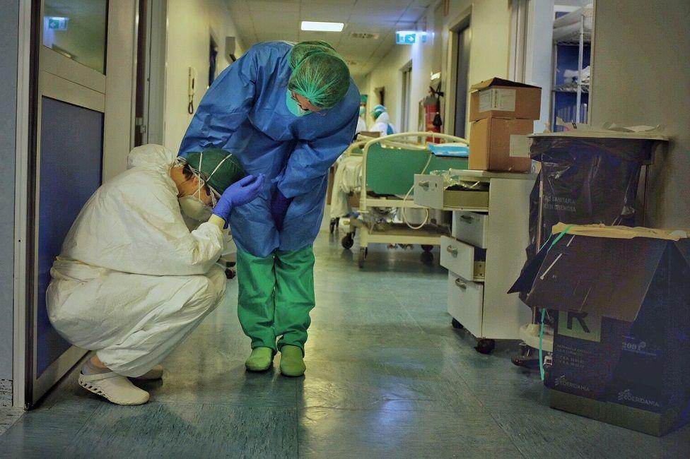 Una médica intensivista escribió un hilo de Twitter para tomar conciencia