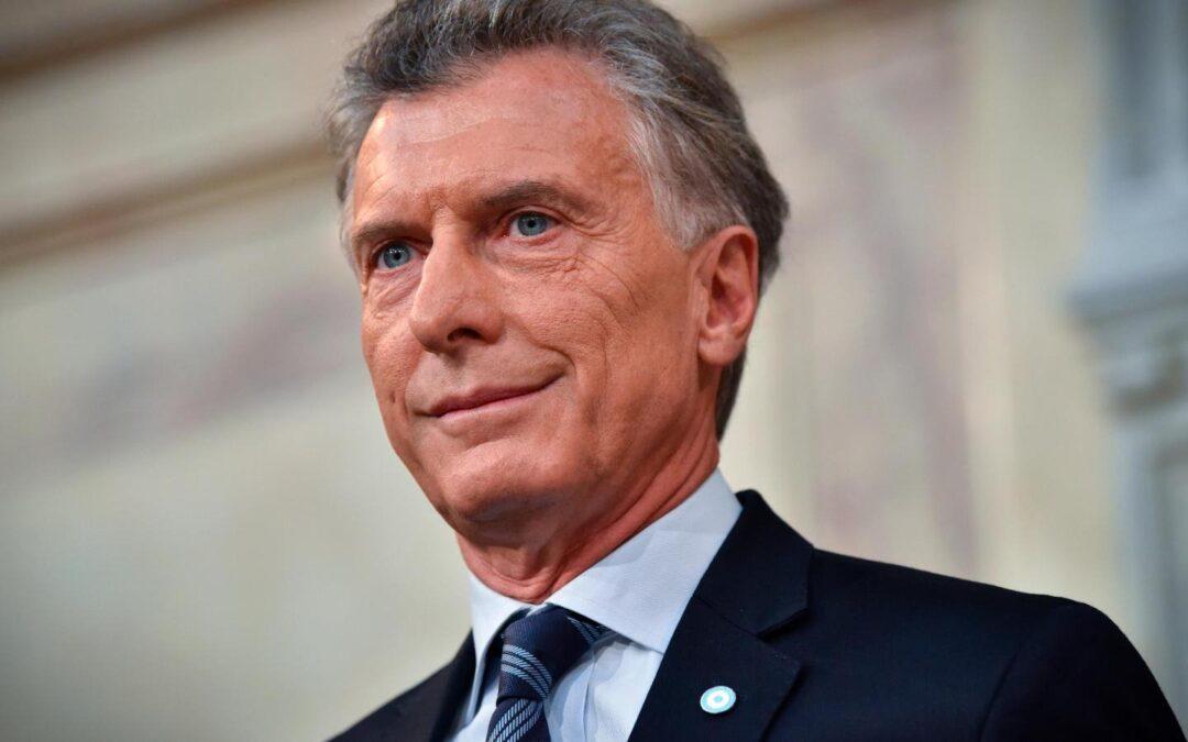 """Macri afirmó que la gente lo apoya porque """"no llegó el asado"""""""