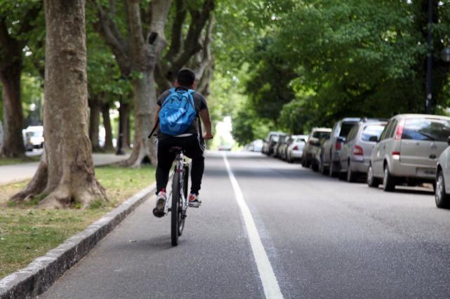 Creció 50% el uso de la bicicleta como medio de transporte durante la pandemia en La Plata